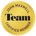 Tonia is a John Maxwell Certified Team Member
