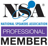 Tonia is a Professional Member of the National Speakers Association