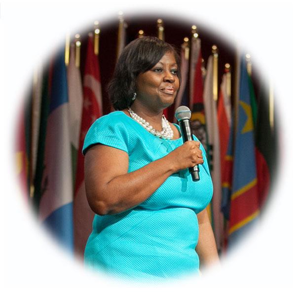 Tonia Morris, Professional Speaker